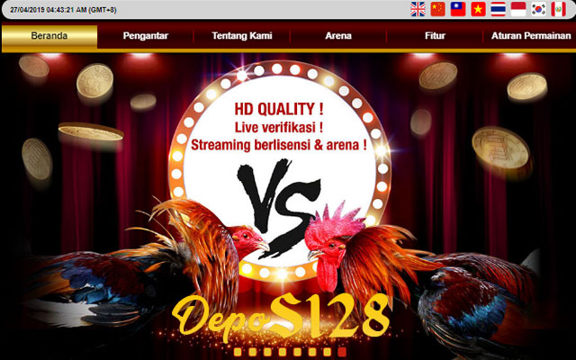 Sabung Ayam Online S128 Situs Aman Dan Terpercaya