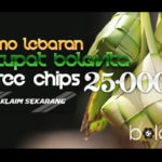 Freebet Tanpa Deposit S128 Promo Ketupat Lebaran 2019 Bolavita