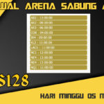 Jadwal Arena Sabung Ayam S128 Live 05 Mei 2019