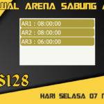 Jadwal Arena Sabung Ayam S128 Live 07 Mei 2019