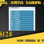Jadwal Arena Sabung Ayam S128 Live 12 Mei 2019