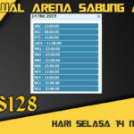 Jadwal Arena Sabung Ayam S128 Live 14 Mei 2019