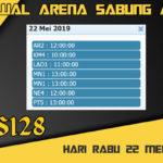 Jadwal Arena Sabung Ayam S128 Live Rabu 22 Mei 2019