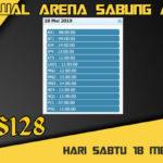 Jadwal Arena Sabung Ayam S128 Live Sabtu 18 Mei 2019