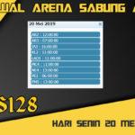 Jadwal Arena Sabung Ayam S128 Live Senin 20 Mei 2019