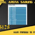 Jadwal Arena Sabung Ayam S128 Online Minggu 19 Mei 2019