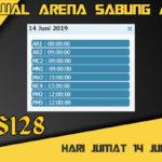 Jadwal Arena Sabung Ayam S128 Online Jumat 14 Juni 2019