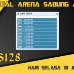 Jadwal Arena Sabung Ayam S128 Online Selasa 18 Juni 2019