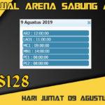 Jadwal Arena Sabung Ayam S128 Live Jumat 09 Agustus 2019