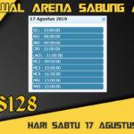 Jadwal Arena Sabung Ayam S128 Live Sabtu 17 Agustus 2019