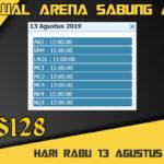 Jadwal Arena Sabung Ayam S128 Live Selasa 13 Agustus 2019