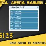 Jadwal Arena Sabung Ayam S128 Live Senin 19 Agustus 2019