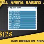Jadwal Arena Sabung Ayam S128 Online Minggu 04 Agustus 2019