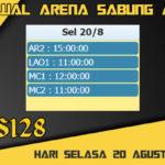 Jadwal Arena Sabung Ayam S128 Online Selasa 20 Agustus 2019