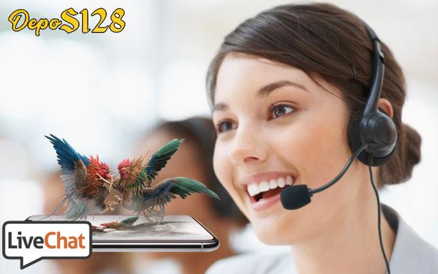 Livechat Daftar Bandar Sabung Ayam Online S128 Terbaru