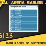 Jadwal Arena Sabung Ayam S128 Live Kamis 12 September 2019