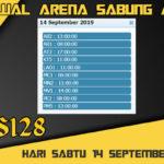 Jadwal Arena Sabung Ayam S128 Live Sabtu 14 September 2019