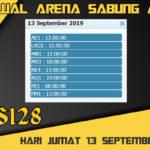 Jadwal Arena Sabung Ayam S128 Online Jumat 13 September 2019