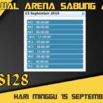 Jadwal Arena Sabung Ayam S128 Online Minggu 15 September 2019