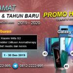 Promo Bonus Hari Natal 2019 & Tahun Baru 2020 Bolavita