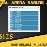 Jadwal Arena Sabung Ayam S128 Live Selasa 14 Januari 2020