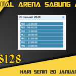 Jadwal Arena Sabung Ayam S128 Live Senin 20 Januari 2020