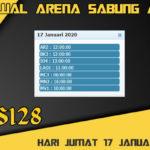 Jadwal Arena Sabung Ayam S128 Online Jumat 17 Januari 2020