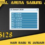 Jadwal Arena Sabung Ayam S128 Online Rabu 15 Januari 2020