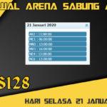 Jadwal Arena Sabung Ayam S128 Online Selasa 21 Januari 2020