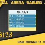 Jadwal Arena S128 Sabung Ayam Live Minggu 17 Mei 2020
