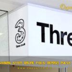 Judi Sabung Ayam Online Pakai Deposit Pulsa Three