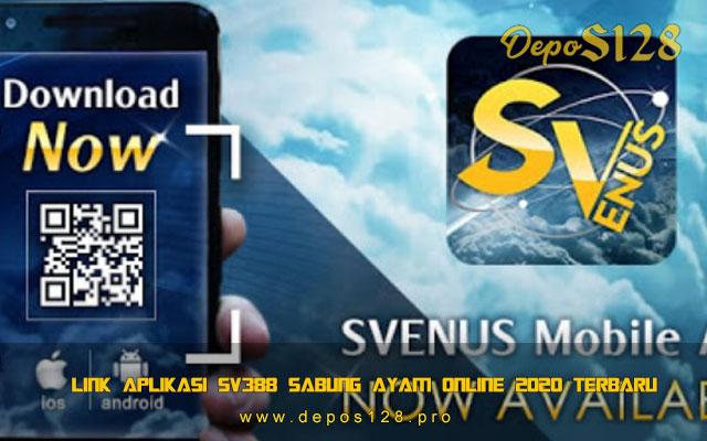 Link Aplikasi SV388 Sabung Ayam Online 2020 Terbaru