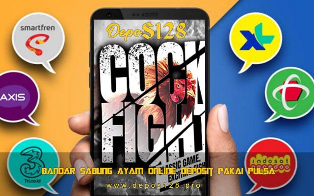 Bandar Sabung Ayam Online Deposit Pakai Pulsa