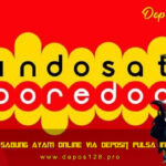 Judi Sabung Ayam Online Via Deposit Pulsa Indosat