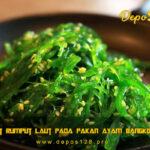 Manfaat Rumput Laut Pada Pakan Ayam Bangkok Aduan