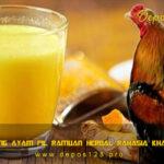 Jamu Sabung Ayam Pil Ramuan Herbal Rahasia Khas Thailand